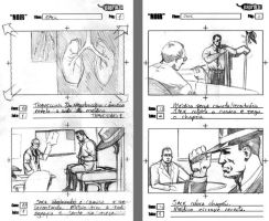 Storyboards - NOIR 1 by vitorgorino