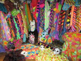 Alebrije and Sugar Skull Fursuits FOR SALE by LilleahWest