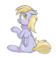 Derpy Hooves by yeendip