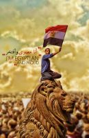 I'm Egyptian And Proud by mounir-designs