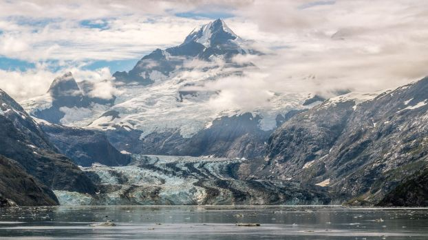 Mount Fairweather by McFossey