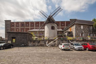 Old Port Mill by Quit007