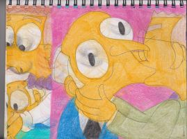 Burns and Smithers Together 1 by RozStaw57