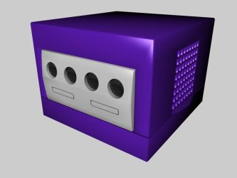 GameCube WIP by aragorn3000