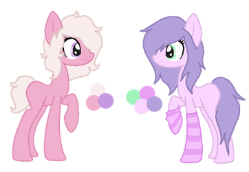 Pallet Pony by PonyPartyAdopts