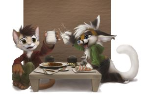 Commission for Muzz by Silverfox5213
