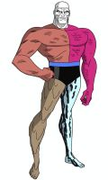Justice League DCAU Roll Call - Metamorpho by TimLevins