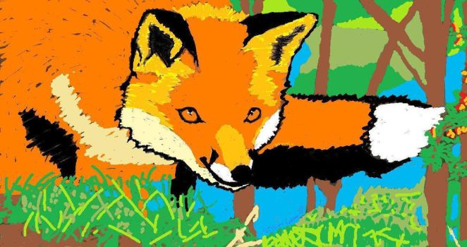 Red Fox READ DESC.!!! by willplay1a