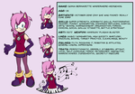 Sonic Underground Reboot - Sonia Redesign by AJ-illustrated