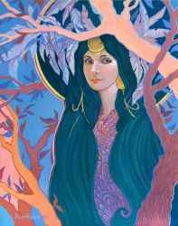 In the Branches by yanadhyana