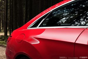 20131117 E400coupe Mbpassion 009 M by mystic-darkness