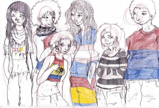 Flag Team partie 2 by Ammyna