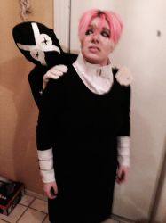Crona and Ragnarok Cosplay 1 by Reprogrammed