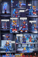 MMX:U49 - S1Ch19: The Evil Settles Up (Page 3) by IrregularSaturn