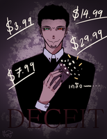Deceit by Usagiwasan
