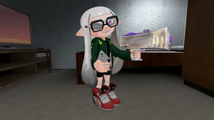 Splatterson Family Profile: Mint by bravebravesirbrian