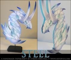 Steel by StrayaObscura