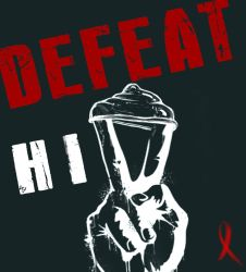 Defeat HIV by Frostgrinder