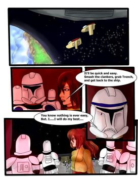 The Good Soldier Page 11 by lordhadrian