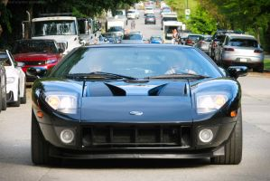 The Ford GT by SeanTheCarSpotter