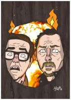 The World's End. by stayte-of-the-art