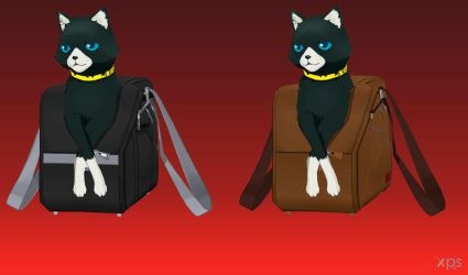 Persona 5: The Monabag 2000 (DL) by NecroCainALX