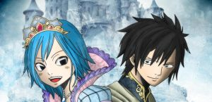 The Prince and his Princess by Gray-Fullbuster