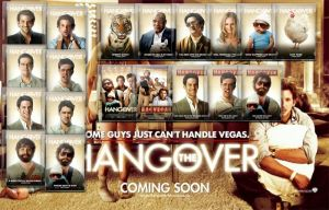 The Hangover DVD Case Pack by gandiusz