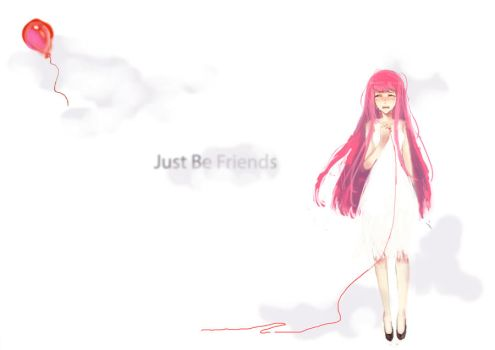 Just Be Friends by Klunatic