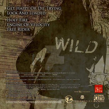 WILD NATION - BACK COVER - TSC by PoC-Bnui