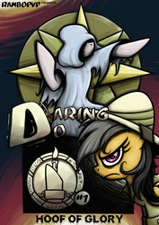 [DD] Daring Do and the Hoof of Glory #1 by Rambopvp