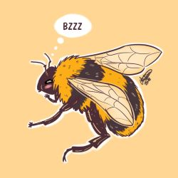 Bee! by Blueberry-me