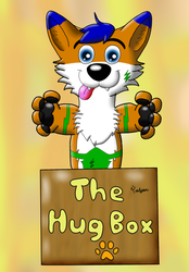 YCH Hugbox - Adroan by Tails--the--Fox