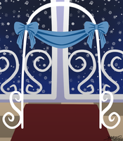 Tumblr Winterprom 2013 Background 2 by TariToons