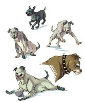 pitties by CoconutMilkyway