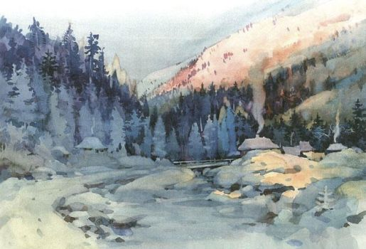 watercolor_02 by ostabrava