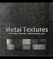 TexturePack-Metal1 by AscendedArts