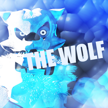 FNAF C4D  / THE WOLF by 666TheFoxGamer666