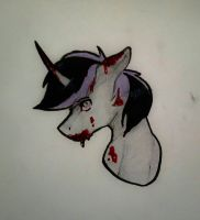smile for pain by MissVivimorte