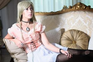 Misa Amane by Jessica Ouano by emptyfilmroll
