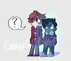 (BMC)SQUIP Michael AU by GalaxyGal-11