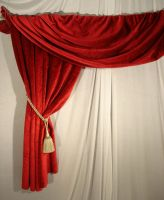 Curtain - 02 by LunaNYXstock