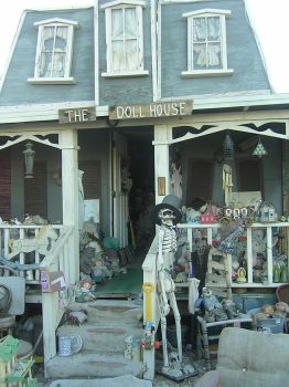 the dollhouse. by bestservedcold