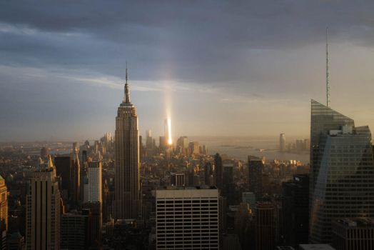 New York City by Blind-Guardian