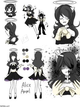 Alice angel Reference by Kristina1224