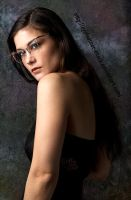 glasses and shoulder by eyefeather-stock
