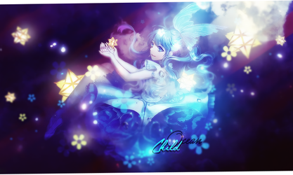 [gfx] Ocean Girl by Decidiuouss