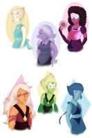 Crystal - Homeworld Gems by lemingau