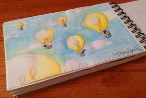 Doodle: Ideas by OdieFarber