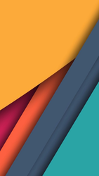 Colorful lines material design wallpaper by gravitymoves